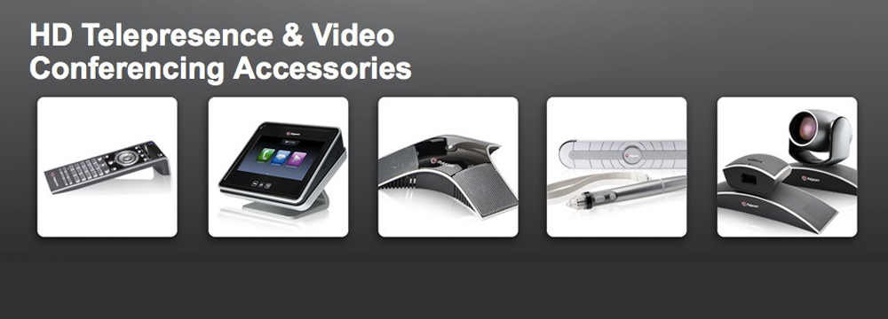 HD Telepresence & Video Conferencing Accessories